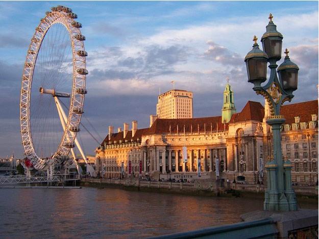 جاذبههای گردشگری لندن