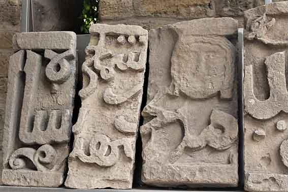 کتیبههای طلسم ۷۰۰ ساله در قعر دریای خزر