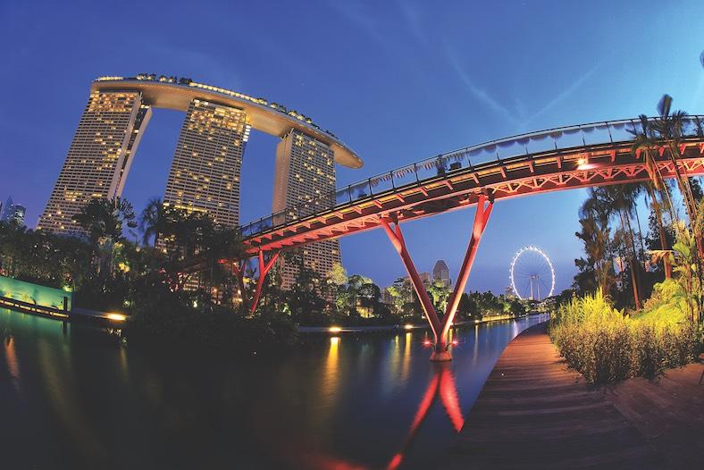 آمار گردشگران ایرانی به سنگاپور در سال ۲۰۱۶ دو برابر شد