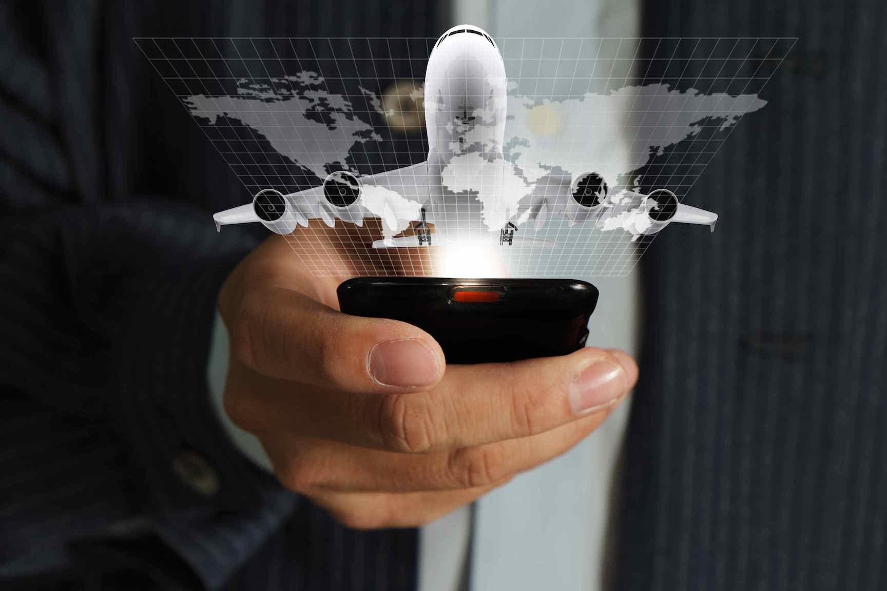 نقش تلفن همراه در متحول کردن سفر