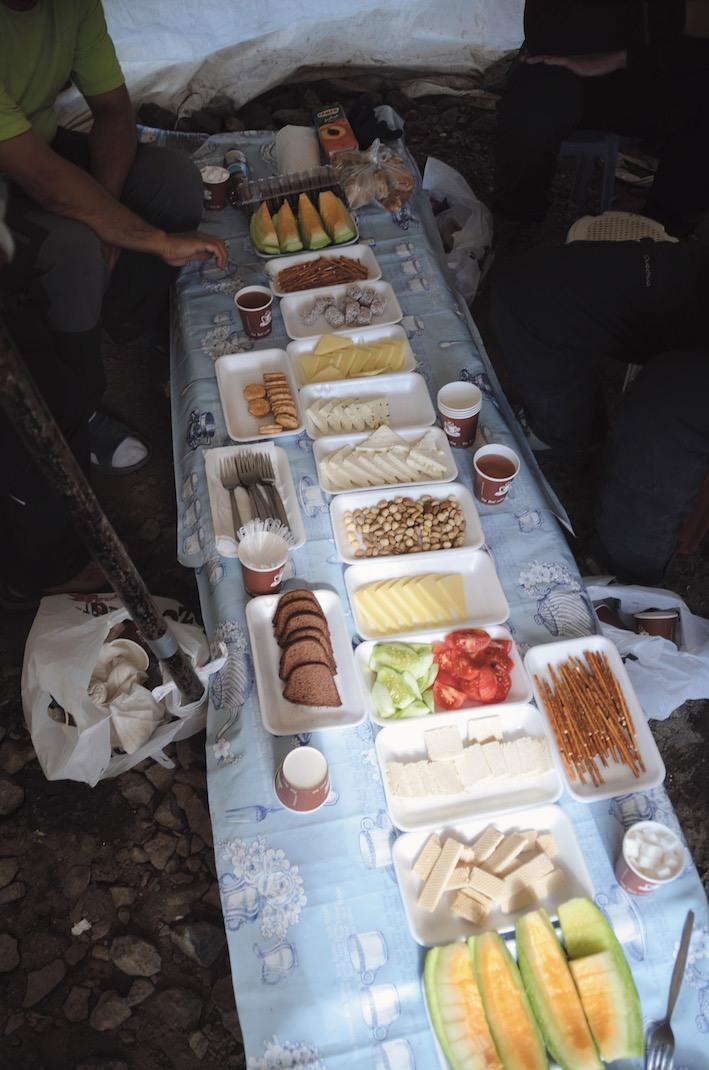 غذا در سفر