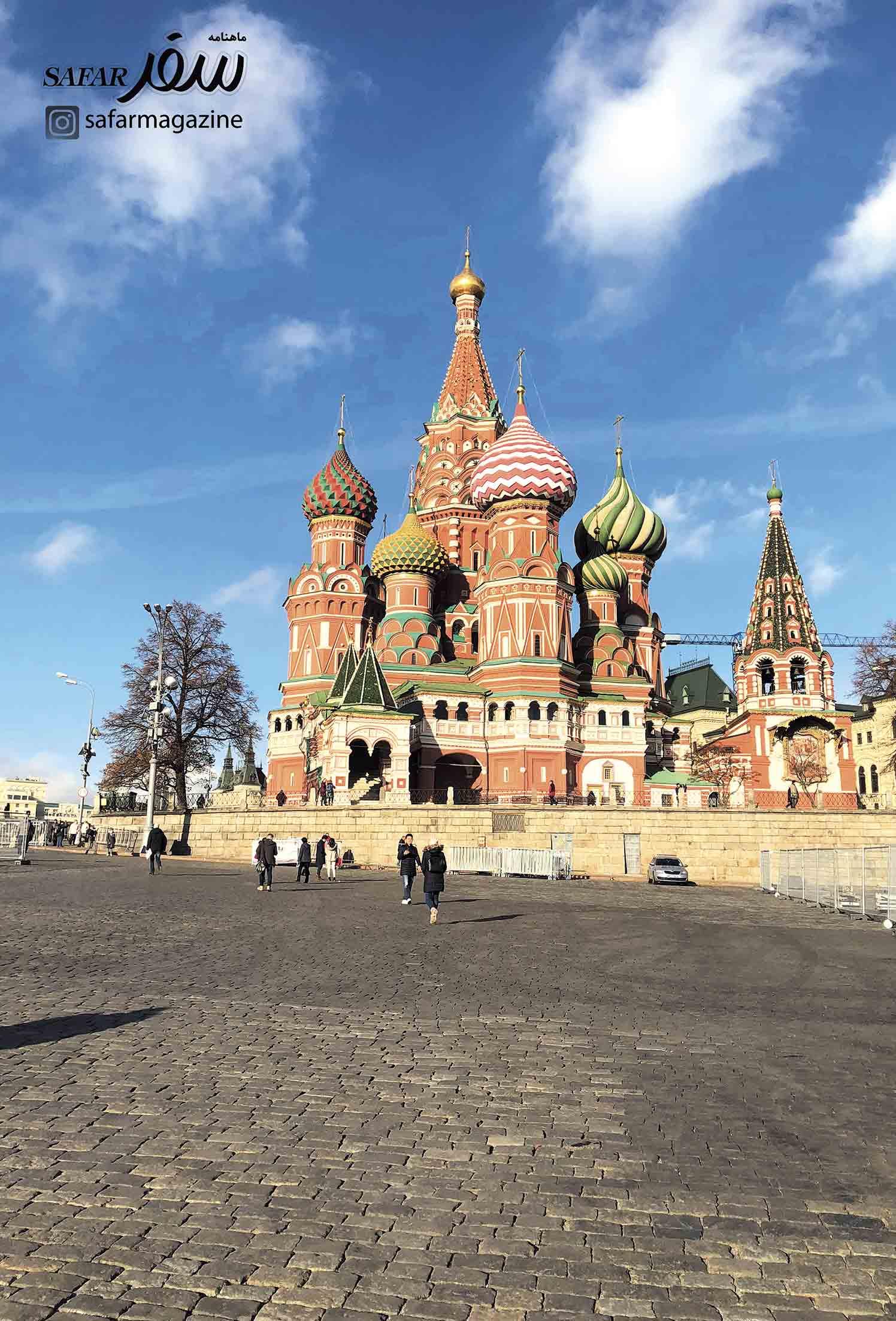 کلیسای واسیل مقدس