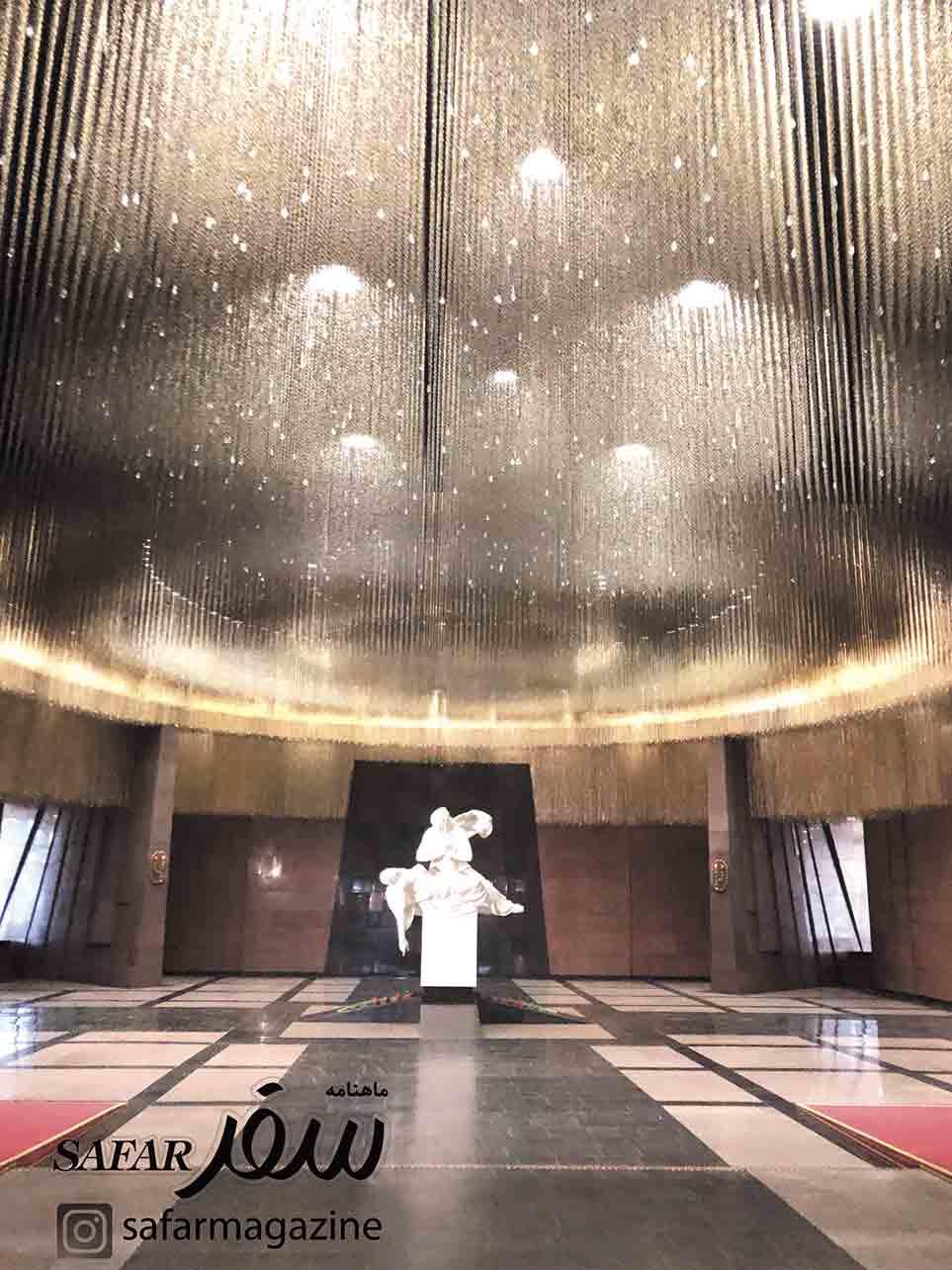 موزه جنگ مسکو و باشگیردستان