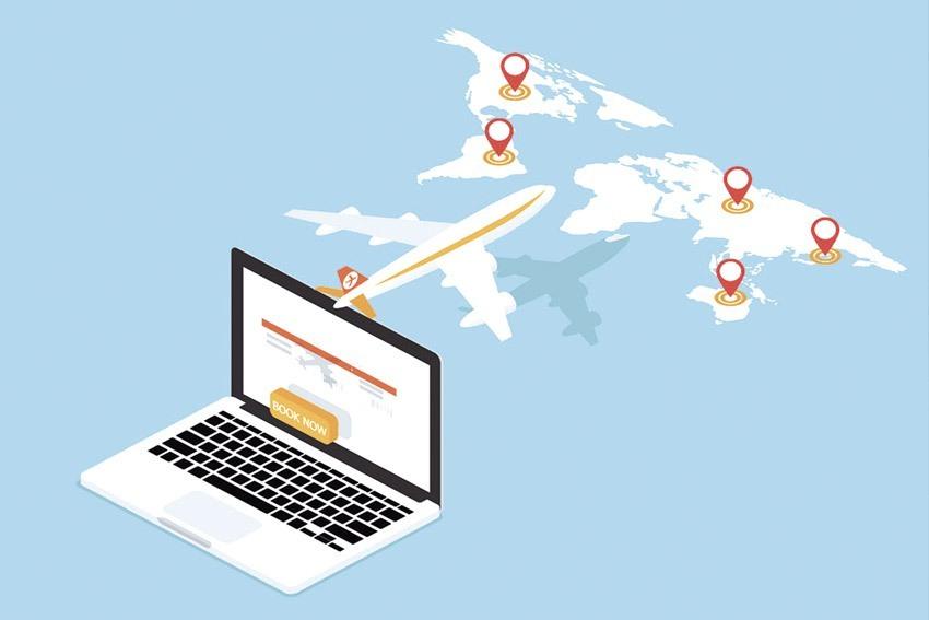 مزیت و الزامات خرید آنلاین بلیط هواپیما