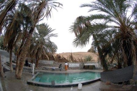 چشمه معدنی دیگ رستم در فهرست میراث ملی