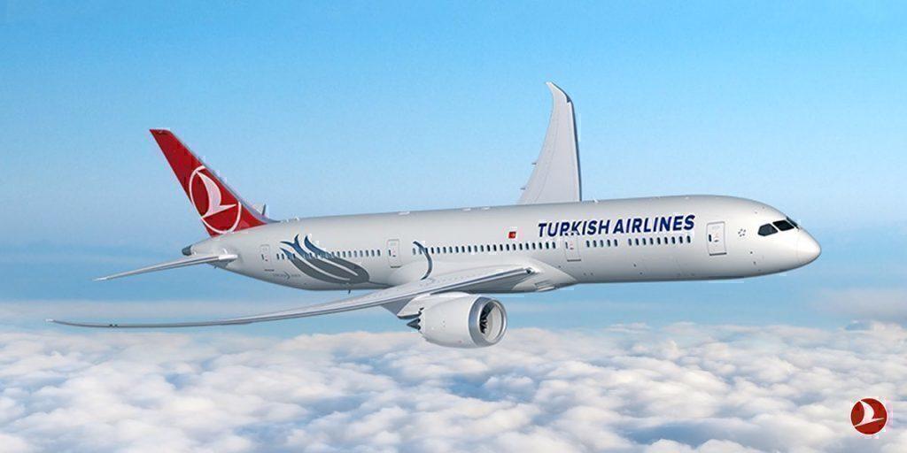 هواپیمایی ترکیش از ۴ ابان پروازهای هفتگی از تهران را به ۱۱ پرواز افزایش می دهد